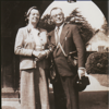 Granny and Grandpa Stueland on tour, 1956